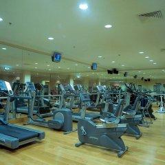 Отель Praia D'El Rey Marriott Golf & Beach Resort фитнесс-зал фото 2