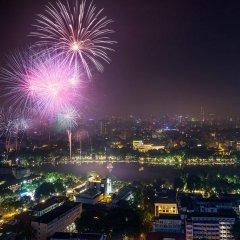 Отель Hanoi Boutique Hotel & Spa Вьетнам, Ханой - отзывы, цены и фото номеров - забронировать отель Hanoi Boutique Hotel & Spa онлайн балкон