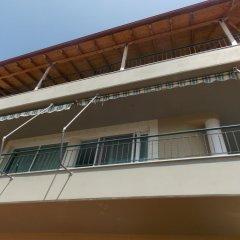 Отель Vila Gjoni Саранда балкон