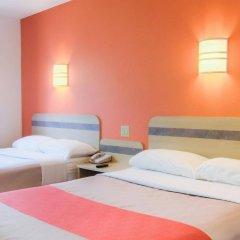 Отель Motel 6 Washington DC Convention Center комната для гостей фото 2
