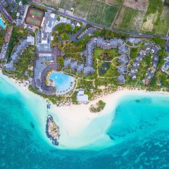 Отель LUX* Belle Mare пляж фото 2