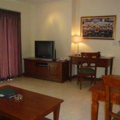 Отель Jomtien Beach Residence Таиланд, Паттайя - 1 отзыв об отеле, цены и фото номеров - забронировать отель Jomtien Beach Residence онлайн комната для гостей фото 2