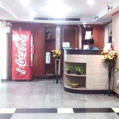 Отель City Home Inn Бангкок интерьер отеля
