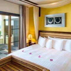 Отель Andaman White Beach Resort 4* Люкс с различными типами кроватей фото 42