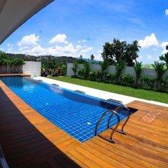 Отель Onyx Luxury Pool Villa - Koh Samui Таиланд, Самуи - отзывы, цены и фото номеров - забронировать отель Onyx Luxury Pool Villa - Koh Samui онлайн бассейн фото 3