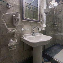 Гостиница Замковое имение Лангендорф ванная фото 2
