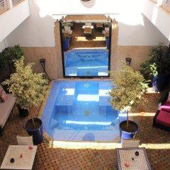 Отель Riad Dar Sheba Марокко, Марракеш - отзывы, цены и фото номеров - забронировать отель Riad Dar Sheba онлайн бассейн фото 2