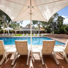 Desert Gardens Hotel бассейн