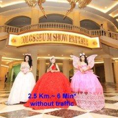Отель T5 Suites Паттайя детские мероприятия