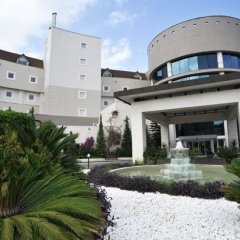 Отель Alkoclar Exclusive Kemer Кемер вид на фасад