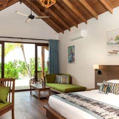 Отель Reethi Faru Resort комната для гостей
