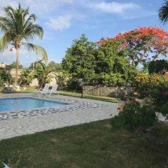 Отель Relais Villa Margarita Доминикана, Бока Чика - отзывы, цены и фото номеров - забронировать отель Relais Villa Margarita онлайн пляж