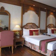 Отель The Golf Lodge Laem Chabang комната для гостей фото 2