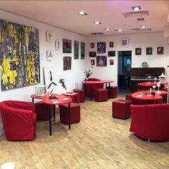 Отель Königshof The Arthouse Германия, Кёльн - отзывы, цены и фото номеров - забронировать отель Königshof The Arthouse онлайн интерьер отеля фото 2