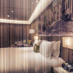 Отель Mercure Shanghai Hongqiao Railway Station комната для гостей