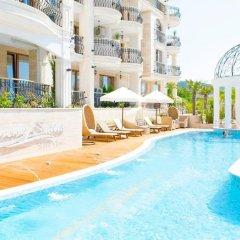 Отель Apartcomplex Harmony Suites 10 Болгария, Свети Влас - отзывы, цены и фото номеров - забронировать отель Apartcomplex Harmony Suites 10 онлайн фото 28