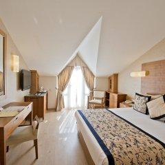 Отель Trendy Aspendos Beach - All Inclusive Сиде комната для гостей