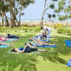 Отель Royal Palms Beach Hotel Шри-Ланка, Калутара - отзывы, цены и фото номеров - забронировать отель Royal Palms Beach Hotel онлайн фитнесс-зал фото 4