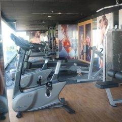 Отель Quinter Central Nha Trang фитнесс-зал фото 3