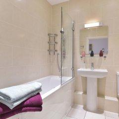 Отель Churchill Nike Apartments Великобритания, Лондон - отзывы, цены и фото номеров - забронировать отель Churchill Nike Apartments онлайн ванная фото 4
