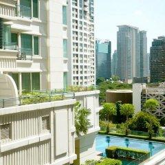 Апартаменты Mayfair, Bangkok - Marriott Executive Apartments балкон