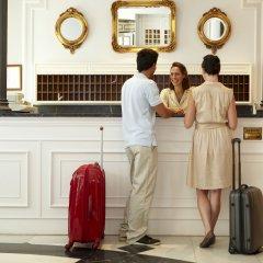 Gran Hotel Balneario de Liérganes интерьер отеля