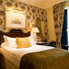 Отель Intercontinental Paris-Le Grand Париж комната для гостей фото 4