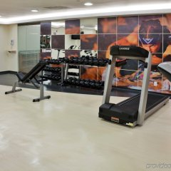 Holiday Inn Hotel & Suites Medica Sur Мехико фитнесс-зал фото 3
