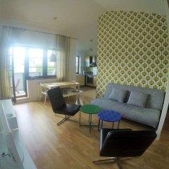 Апартаменты Victus Apartments I комната для гостей фото 2