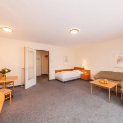 Novum Apartment Hotel am Ratsholz Leipzig комната для гостей фото 2