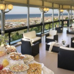 Hotel Merano Римини гостиничный бар
