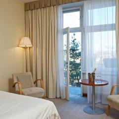 Art Hotel Prague комната для гостей