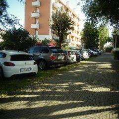 Отель Oxygen Lifestyle Helvetia Parco Римини парковка