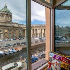 Мини-Отель View Art House Russian Ballet балкон