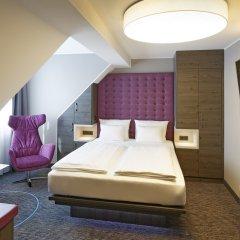 Отель Stadt München Германия, Дюссельдорф - отзывы, цены и фото номеров - забронировать отель Stadt München онлайн комната для гостей фото 3