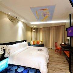 Siam@Siam Design Hotel Pattaya Паттайя комната для гостей фото 3