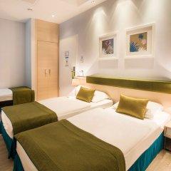 Отель Atrium Fashion Hotel Венгрия, Будапешт - 4 отзыва об отеле, цены и фото номеров - забронировать отель Atrium Fashion Hotel онлайн комната для гостей фото 5