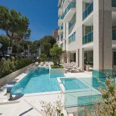 Отель Mercure Rimini Artis Римини бассейн фото 3