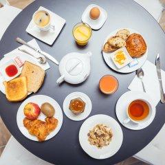 Qualys Le Londres Hotel Et Appartments Сомюр питание