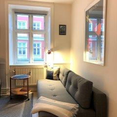 Отель 1 bedroom apt close to the queen 200-1 Дания, Копенгаген - отзывы, цены и фото номеров - забронировать отель 1 bedroom apt close to the queen 200-1 онлайн комната для гостей