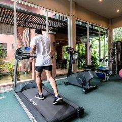 Отель Areca Resort & Spa фитнесс-зал фото 4