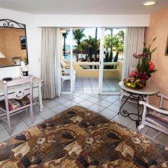 Отель Posada Real Los Cabos Beach Resort Todo Incluido Opcional комната для гостей