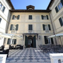 Hotel Villa La Bollina Серравалле-Скривия фото 13