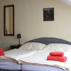 Отель Klara Чехия, Прага - 10 отзывов об отеле, цены и фото номеров - забронировать отель Klara онлайн комната для гостей