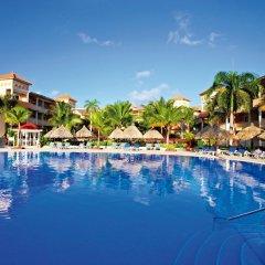 Отель Grand Bahia Principe Turquesa - All Inclusive Доминикана, Пунта Кана - 1 отзыв об отеле, цены и фото номеров - забронировать отель Grand Bahia Principe Turquesa - All Inclusive онлайн бассейн