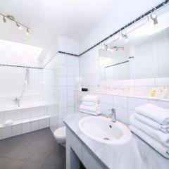 Отель ArtHotel City ванная фото 2