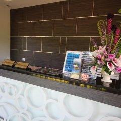 Отель Phutaralanta Resort Ланта интерьер отеля фото 3