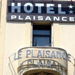 Отель PLAISANCE Ницца