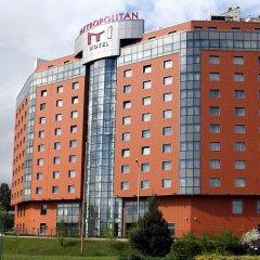 Metropolitan Hotel Sofia София вид на фасад