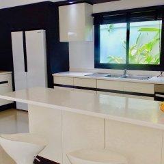 Отель 3 Bedroom Private Pool Villa Flora Таиланд, Самуи - отзывы, цены и фото номеров - забронировать отель 3 Bedroom Private Pool Villa Flora онлайн ванная